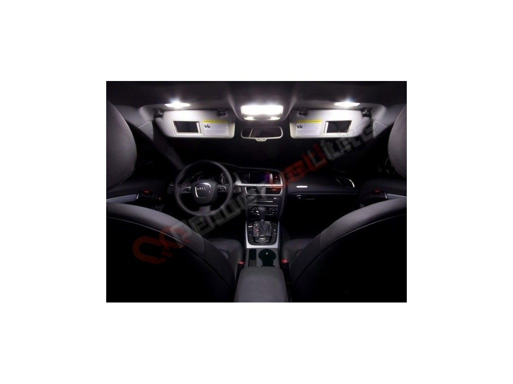 Pack led int rieur audi q3 powerledlite for Interieur q3