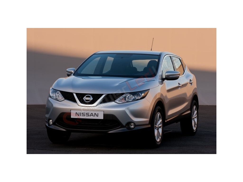 Pack led int rieur pour nissan quashqai ii for Interieur qashqai 2015