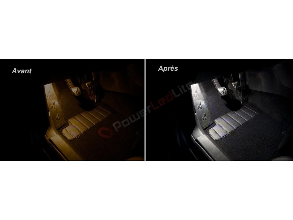 pack led ds5 coffre clairage sol powerledlite. Black Bedroom Furniture Sets. Home Design Ideas