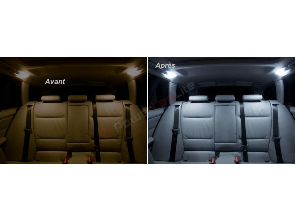 Pack led int rieur mercedes classe c berline break for Mercedes classe c interieur