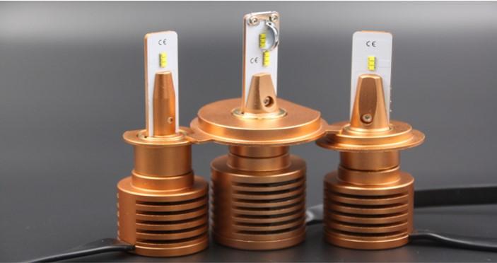 Ampoules LED Haute Puissance Phares