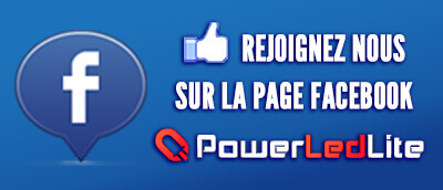 PowerLedLite Facebook