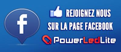 PowerLedLite Facebook