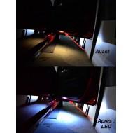 Pack LED Habitacle Intérieur pour Alfa Romeo 147