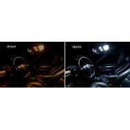Pack LED Habitacle Intérieur pour Alfa Romeo 159