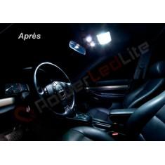 Pack LED intérieur Audi A1 (boite à gants et coffre)