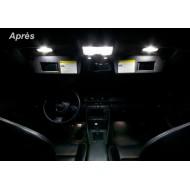 Pack LED Habitacle Intérieur pour Audi A2