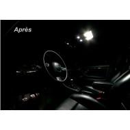 Pack LED Habitacle Intérieur BASIC pour Audi A4 B7