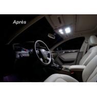Pack LED Habitacle Intérieur BASIC pour Audi A4 B8