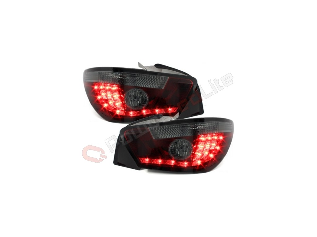 feux arri res led pour seat ibiza 6j red smoke. Black Bedroom Furniture Sets. Home Design Ideas