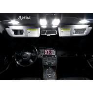 Pack LED Habitacle Intérieur pour Audi A6 C6