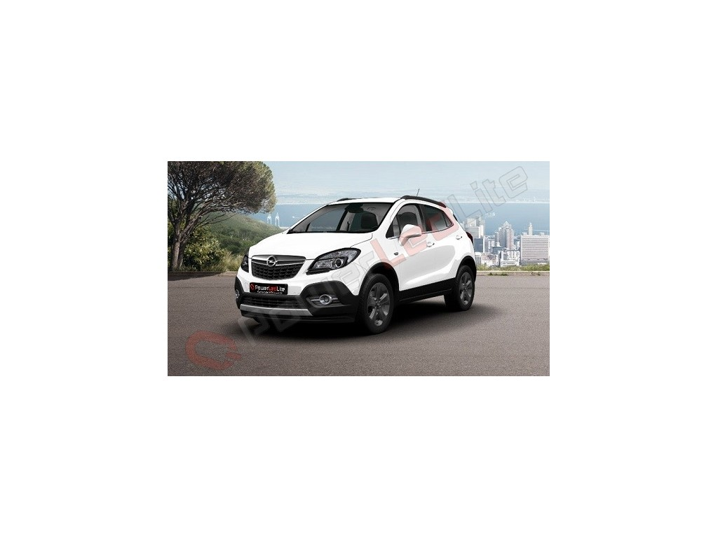 Pack led int rieur pour opel mokka for Interieur opel mokka