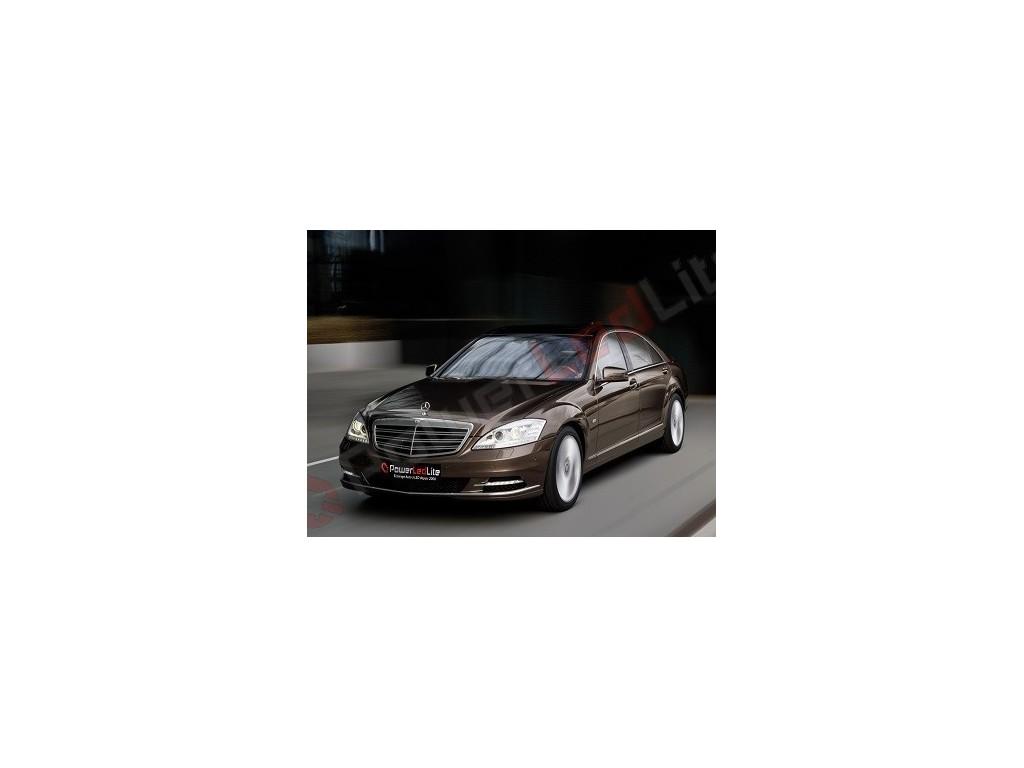 Pack led int rieur pour mercedes classe s w221 for Mercedes classe s interieur