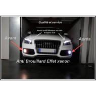 Anti brouillard effet xenon Audi Q5