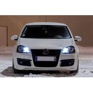 Veilleuses halogène effet xenon pour Volkswagen Lupo