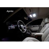 Pack LED Habitacle Intérieur BASIC pour Audi Q5