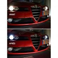 Pack Veilleuses Ampoules LED pour Alfa Romeo GTV 916