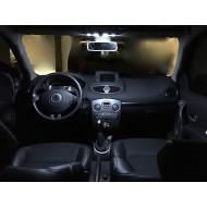 Pack LED Habitacle Intérieur pour Renault Mégane 3