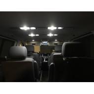 Pack LED Habitacle Intérieur LUXE pour Volkswagen Multivan T5