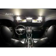 Pack LED Habitacle Intérieur pour Audi TT mk1 cabriolet
