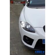 Pack feux de jour LED CREE haute puissance pour Seat Ibiza 6J