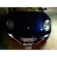 Veilleuses LED Porsche Cayenne type 958