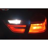 Pack Feux de Recul Ampoules LED CREE pour Bmw X4 F26