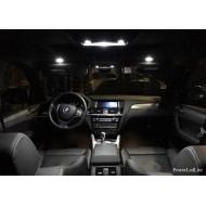 Pack LED Habitacle Intérieur LUXE pour BMW X4 F26