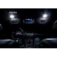 Pack LED intérieur LUXE Bmw série 3 E46