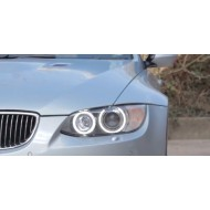 Angel Eyes à LED BMW X1 E84 (anneaux BMW) - MTEC V2