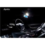 Pack LED Habitacle Intérieur pour Bmw Z3 Cabriolet