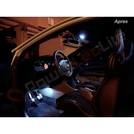 Pack LED intérieur Ford Fiesta mk7