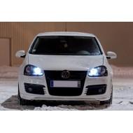 Pack Veilleuses Ampoules LED pour Seat Leon 2 (1P) et Altea