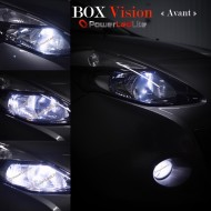 "BOX Vision PowerLedLite ""Avant"" pour  Opel Tigra Twintop"