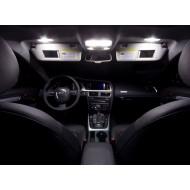 Pack LED Habitacle Intérieur LUXE pour Peugeot 607