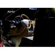Pack LED Habitacle Intérieur pour Porsche Cayenne type 955