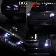 """BOX Vision PowerLedLite """"Arrière"""" pour Renault Modus"""