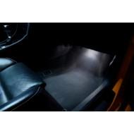 Pack de 4 Ampoules LED Sol / Pieds pour Seat Exeo - Complément du pack LED intérieur