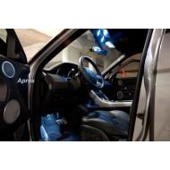 Pack LED Habitacle Intérieur pour Suzuki Grand Vitara (2005-2013)