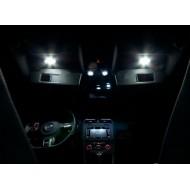 Pack LED LUXE Habitacle Intérieur pour Polo 6R (+ 2009)