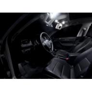 Pack plafonniers LED pour Golf 7 (pour version NON Carat)