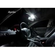 Pack LED Habitacle Intérieur LUXE pour VW Passat B6