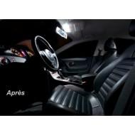 Pack LED Habitacle Intérieur pour VW Passat CC