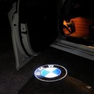 Logo LED Bmw pour éclairage portes