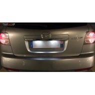 Pack Eclairage de Plaque d'immatriculation LED pour Mazda Cx-7