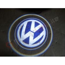 Logo LED Vw pour éclairage portes