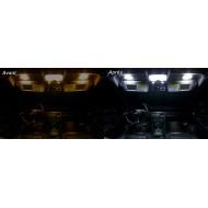 Pack LED Habitacle Intérieur pour Alfa Romeo 156