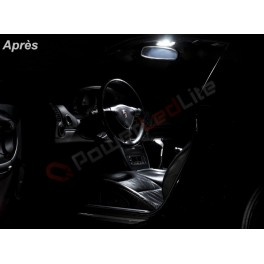 Pack LED intérieur Porsche 996