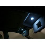 Pack de 2 ampoules LED Miroirs de courtoisie Mini Cooper - Complément du pack LED intérieur