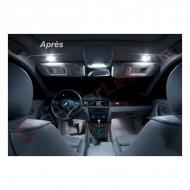 Pack LED Habitacle Intérieur pour Opel Meriva A